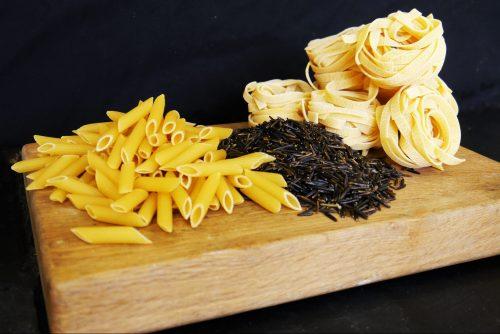 pasta and rice HEADER